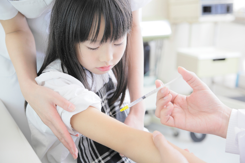 当院の予防接種について